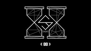 SAGAS - 88 (Original) - Official Audio - FHProduction《我來自YouTube 2》電影主題曲