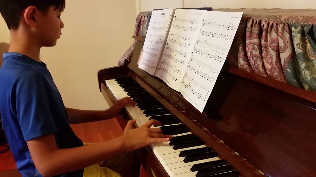Andrew Kwong andrew kwong playing piano - k -track 525