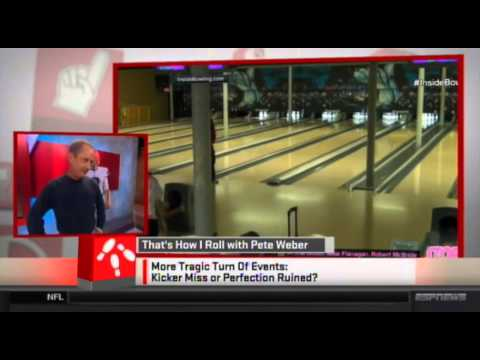 Pete Weber on ESPN SportsNation