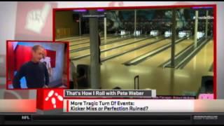 Pete Weber on ESPN SportsNation