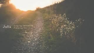 인피니트(INFINITE) - Julia Piano Cover 피아노 버전