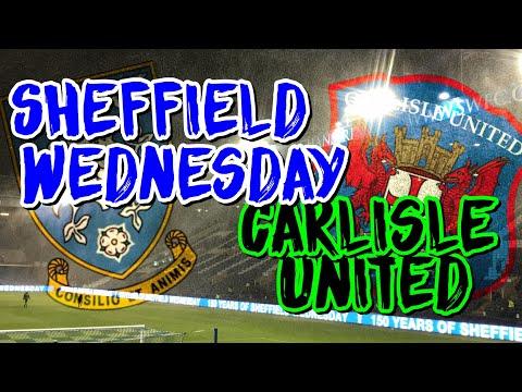 Wednesday Wonderland!! SWFC vs Carlisle United FA CUP!❄⛄💙