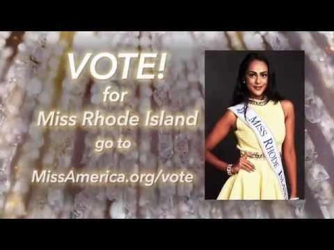Vote for Miss Rhode Island!