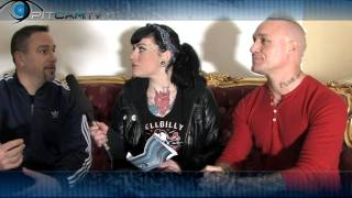 Sick of it all interview with Pete Koller and Armand Majidi | Persistence Tour | Part 1| PitCam.TV