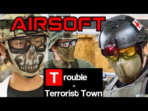 AIRSOFT TTT - Catch Me If You Can