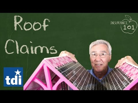 Insurance 101: Roof Claims | Texas Department Of Insurance