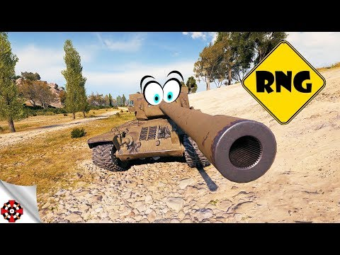 World of Tanks - Funny Moments | BLIND SHOTS & RNG MOMENTS! (WoT, August 2018)
