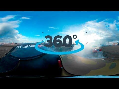 Видео 360° / Drift DBS 2017 / Краснодар / RC-Park