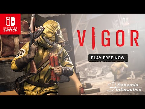 Vigor – Nintendo Switch Free-to-Play Release Trailer