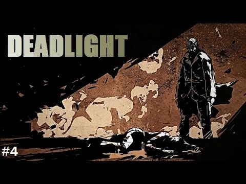 Deadlight #4: Cats in Suitcases
