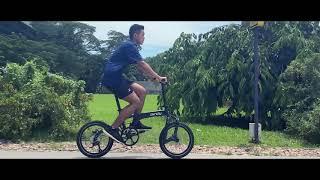 Introducing Birdy TouringPLUS - Performance Foldable Bike