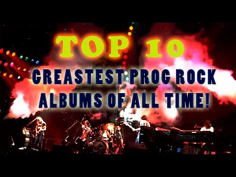 Top 10 Best Progressive Rock Albums of All Time!