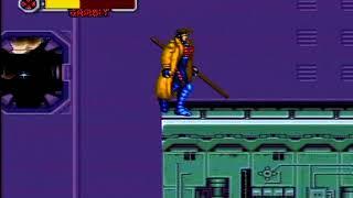 X-Men: Mutant Apocalypse (SNES) 05 The Final Decision [Ending]