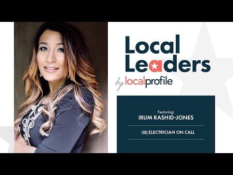 Local Leaders Featuring Irum Rashid-Jones
