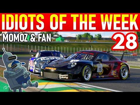 Gran Turismo Sport Idiots of the Week #28