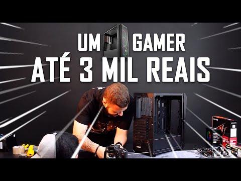 « COMO MONTAR um PC GAMER » Até 3 Mil Reais... Montagem 2019