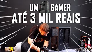 « COMO MONTAR um PC GAMER » Até 3 Mil Reais... Montagem 2019 thumbnail