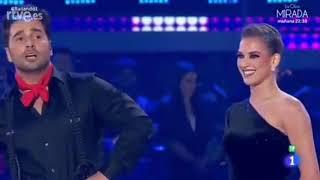 Bustamante Bailando con las Estrellas 15-05-2018
