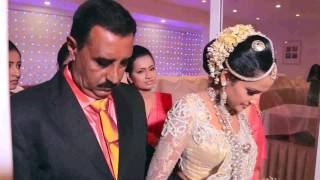 dilhara & sanjeewa wedding song