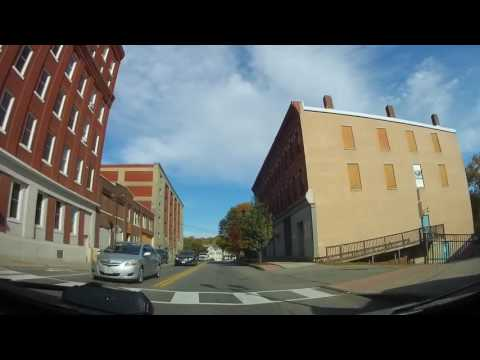 0185 Maine Roads Augusta Maine