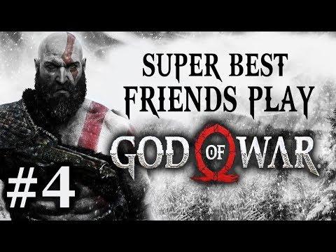 Super Best Friends Play God of War (Part 04)