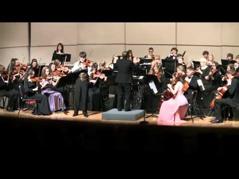Sycamore High School Symphonic Orchestra 2013-05-14