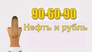 Нефть и рубль 90-60-90 обзор аналитика ТелеТрейд Марка Гойхмана