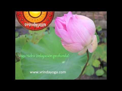 Yoga Nidra - relajación profunda guiada