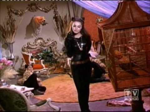 Julie Newmar Exhibition (Catwoman)