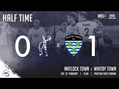 Matlock Whitby Goals And Highlights