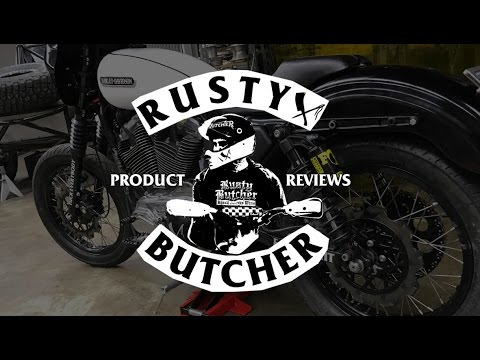 Rusty Butcher Reviews // Lyndal Brakes Rotors