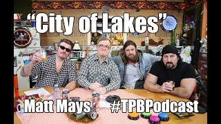 Trailer Park Boys Podcast - Matt Mays sings City of Lakes (Bonus Content)