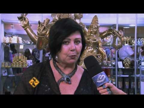 Feira reúne tradição mística, magia e espiritualidade - HOJE TEM Mystic Fair