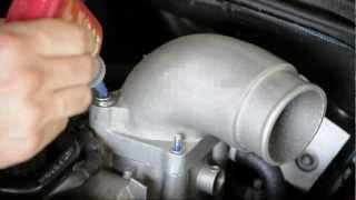 Astra Turbo Dump Valve and Large Plenum Installation