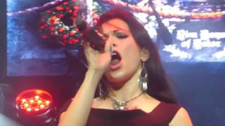 Sirenia  Dim Days of Dolor en Lima Peru 2017