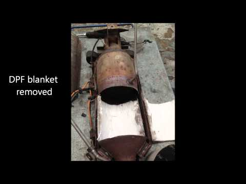 Diesel Particulate Filter removal Plymouth