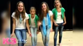 K3 Klaasje zingt Are You Loving The Pain