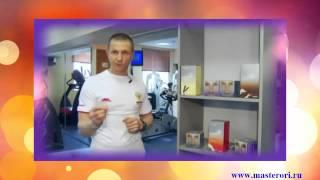Чемпион Мира по гиревому спорту Руднев Сергей о Вэлнэс Орифлейм