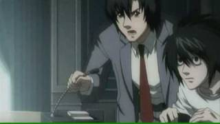 Death Note  I`m Gonna Be Your God