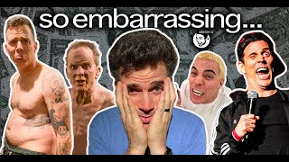 Six Things I'm Totally Humiliated To Admit | SteveO