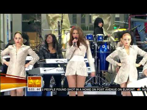Beyonce - Green Light (live)