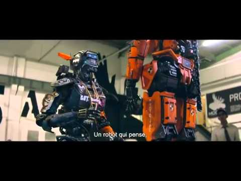 Chappie (2015) bande annonce