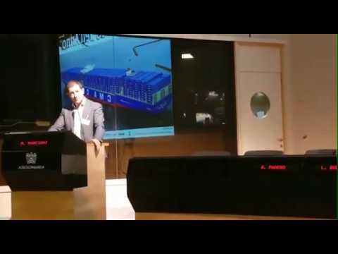 Il Logistico dell'Anno 2019, l'intervento di Massimo Marciani