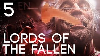 Lords of The Fallen - Part 5: Commander Boss Fight (1080p 60fps)