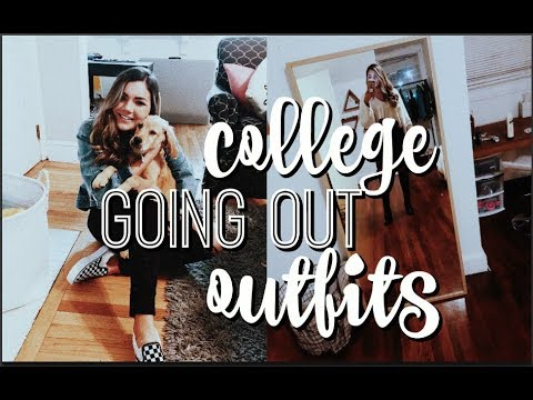 COLLEGE BAR OUTFITS & SUPERBOWL