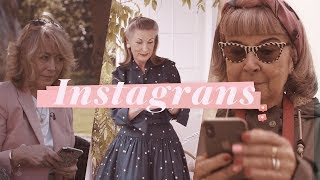 We're the #INSTAGRANs - the over-50s influencers defying stereotypes