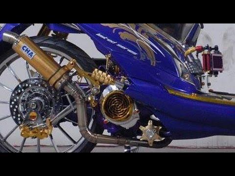 Full Variasi..!!! Modifikasi Honda Beat Fi Thailook Style Elegan