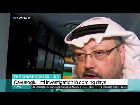 Khashoggi killing: Turkey plans an international investigation