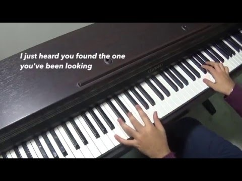 Charlie Puth ft  Selena Gomez : We Don't Talk Anymore Piano Cover