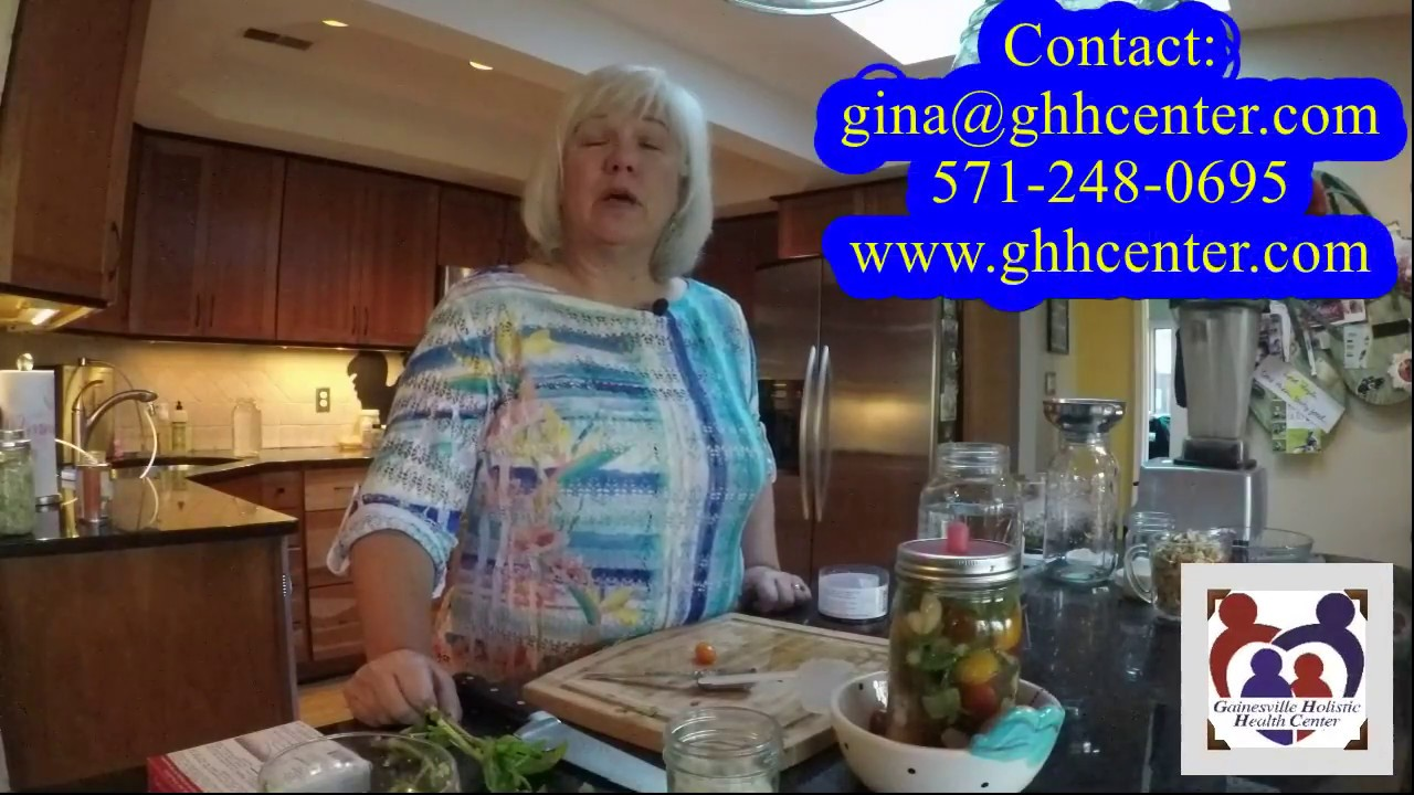 Gina Phelps   Italian Delights Fermented Food